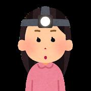 kaichudentou_headlamp_woman.png